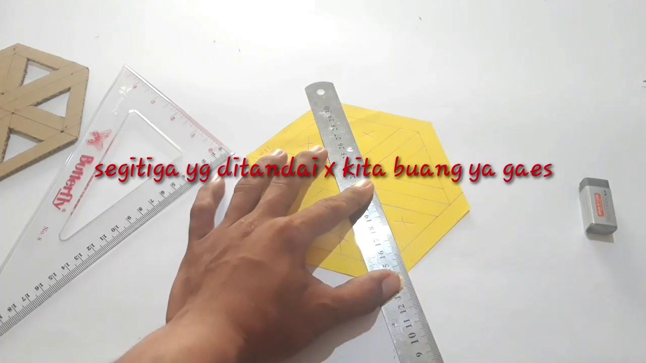 Cara membuat gambar 3D di tembok - YouTube