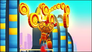 Terrific Tuesday with Monkbot - Subway Surfers: Beijing