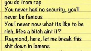 Eminem - Nail in the Coffin Lyrics