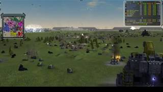 Supreme Commander - FAF Cast 373 - Custom 4v4 on Adaptive Wonder