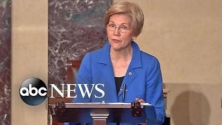 Elizabeth Warren Silenced After Quoting Coretta Scott King at Attorney General Debate