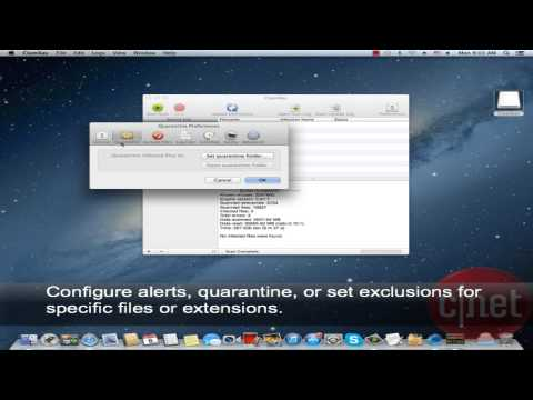 ClamXav - Protect Your Mac With An Open-source Virus Checker - Download Video Previews