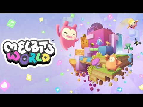 Melbits World (by Doublethink Games) IOS Gameplay Video (HD)