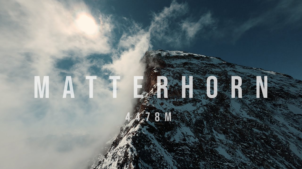 Ascending Matterhorn Video