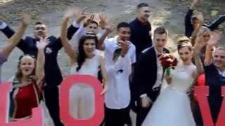 Лучшая свадьба лета 2016)