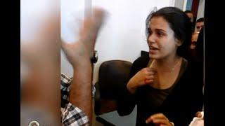90 دقيقة : بالفيديو طالبة واقعة السحل والتعدي بجامعة دمنهور تروي تفاصيل ضربها بمكتب العميد