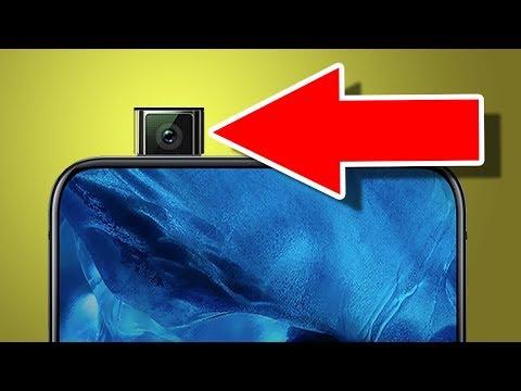 Apple'a Tarihi Ayar: %100 Çerçevesiz ve Ekstra Kameralı Telefon: Vivo Nex