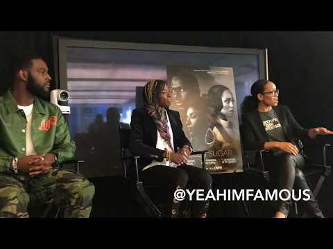 Queen Sugar  Kofi Siriboe, Rutina Wesley, Dawn Lyn Gardner & Omar Dorsey Season 2  Q & A live in NYC