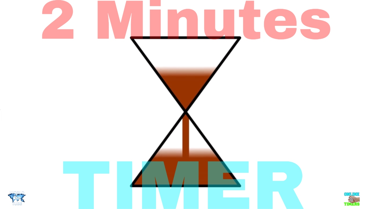 2 minutes sand timer youtube