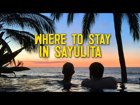 Where To Stay In Sayulita, Mexico