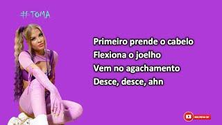 Baixar Luísa Sonza, MC Zaac - TOMA (LETRA)