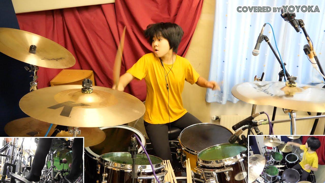 Rainbow - Kill the King / Drum Covered by YOYOKA