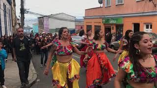 Comparsa La Gritona - Carnaval Cerro Cordillera Primavera