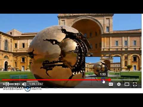 Vatican Egypt mummies and globe