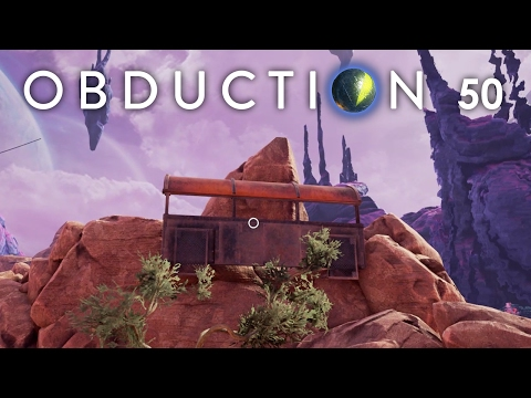 Obduction   Deutsch Lets Play #50   Blind Playthrough   Ingame English