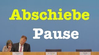 31. Mai 2017 - Komplette Bundespressekonferenz