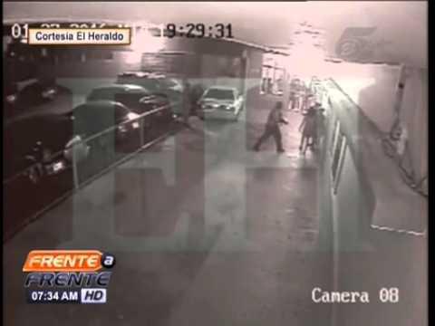 TVC Frente a Frente: Vídeo refleja muerte marero y custodio penitenciario en centro médico