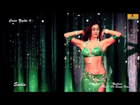 """Sadie""Dancing to ""Nagham"" Music Dr Samy Farag"