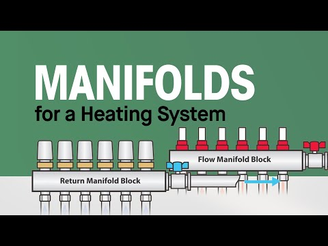 Manifolds for a Heating System