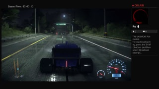 Playing nfs
