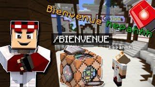 JE FAIS UNE SURPRISE AU COBAYE ! Minecraft RP France