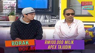 Borak Borak: RM100,000 Milik Apex Tajudin | Borak Kopitiam (21 Disember 2019)