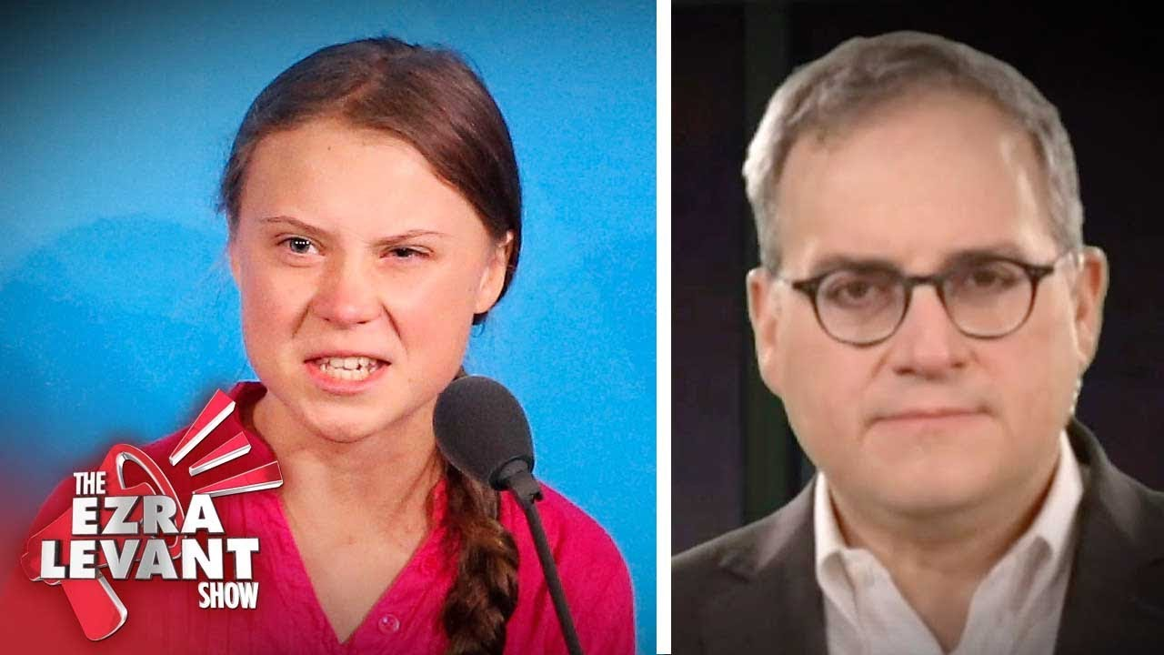 "PROOF: Greta Thunberg is ""mentally ill,"" being ""weaponized"" | Ezra Levant"