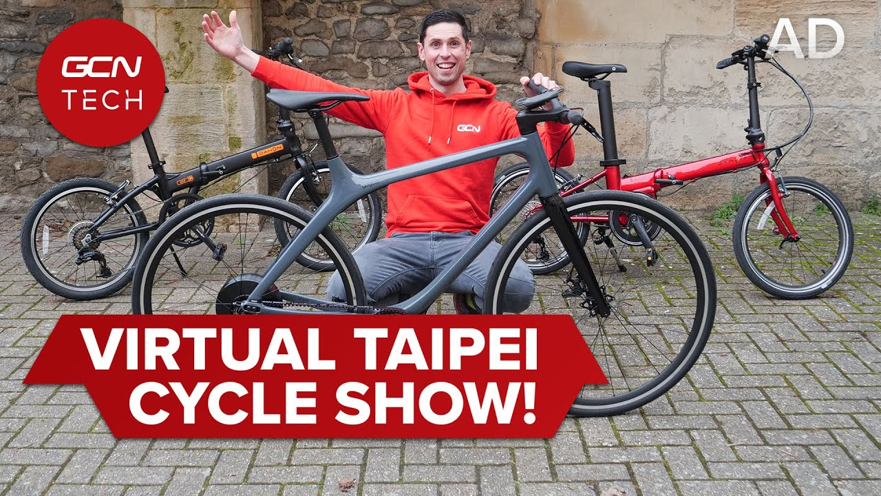 Download Hottest Tech From The Taipei Cycle Show 2021