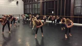 Tilted by Christine and the Queens - Lyrical Contemporary Dance by Dale Pope