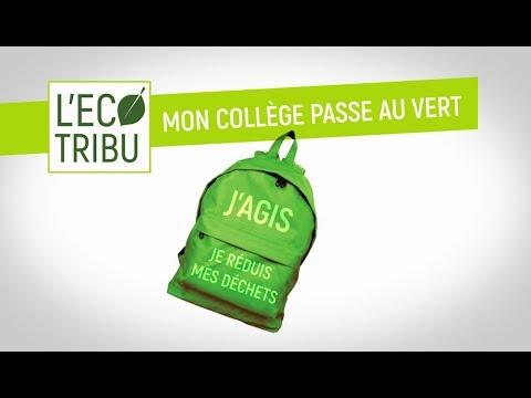 Éco tribu : mon collège passe au vert dans les Landes