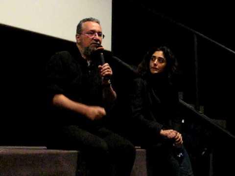 "Golshifteh Farahani à propos de ""Shirin"" d'Abbas Kiarostami 23 janvier 2010"