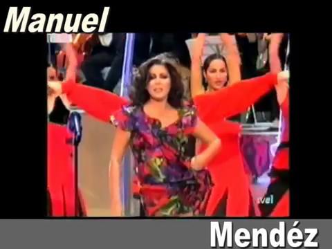 ISABEL PANTOJA -  Debo Hacerlo Performance