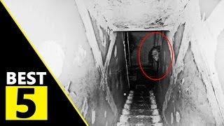 5 American Haunted Houses & Their Creepy Backstories.