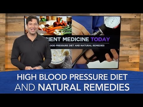 High Blood Pressure And Natural Reme