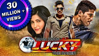 Main Hoon Lucky The Racer (Race Gurram) Hindi Dubbed Full Movie   Allu Arjun, Shruti Haasan