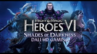 Might and Magic Heroes VI Shades of Darkness PC Gameplay HD 1440p