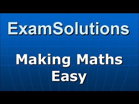 Unusual functions equation : Core Maths : C3 Edexcel June 2013 Q7d : ExamSolutions
