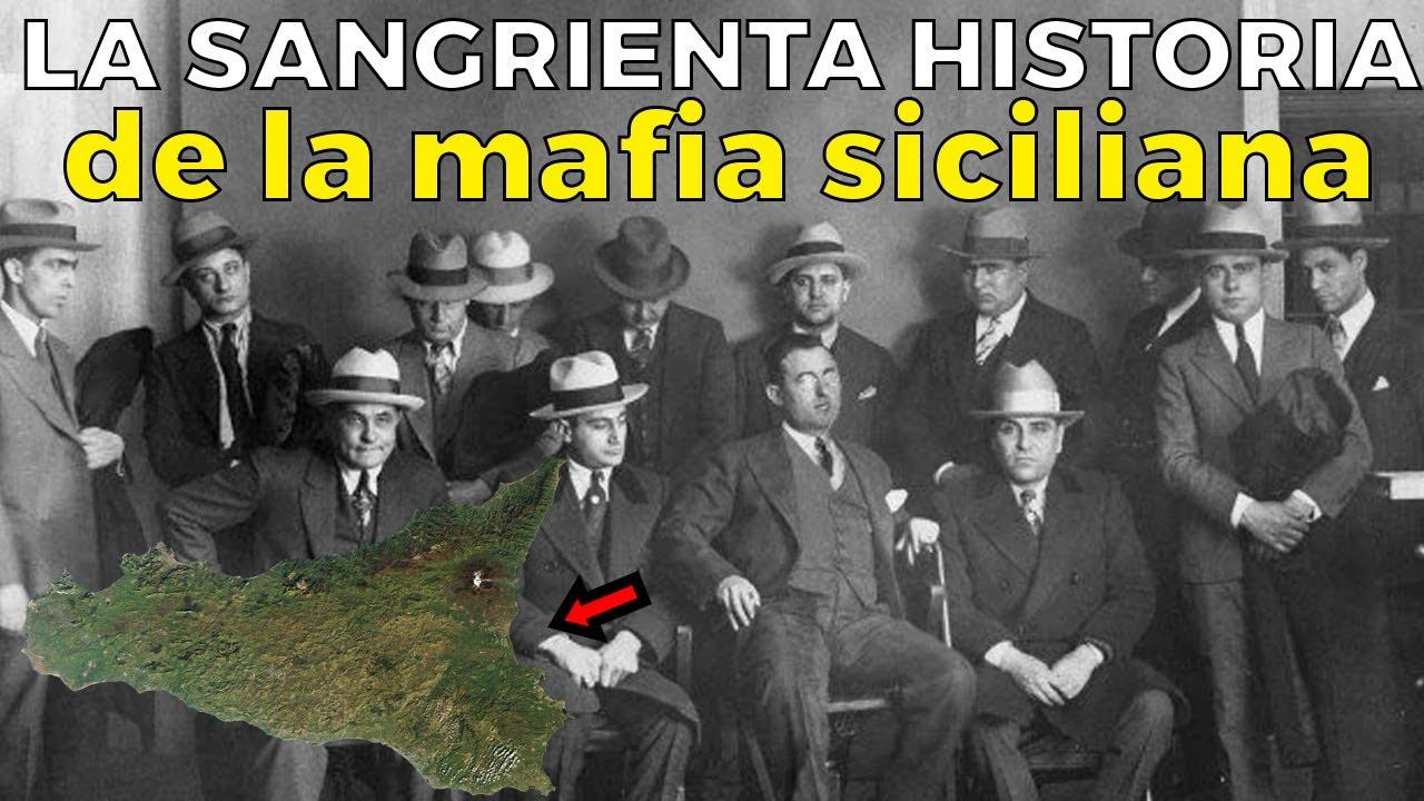 La escalofriante historia de cómo nació la MAFIA SICILIANA
