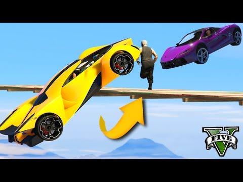 "GTA V Online: PARKOUR vs X80 vs T20 - A BATALHA ""TRIPLA""!!!"
