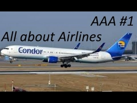 All about Airlines (AAA #1) | Condor | Amsterdam Shipol