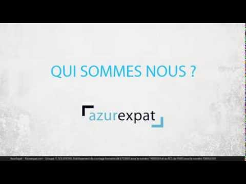 AZUREXPAT - Courtier spécialiste de l'assurance santé internationale pour expatriés