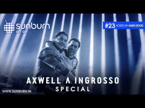 Sunburn On Air #23 (Axwell ^ Ingrosso Special)