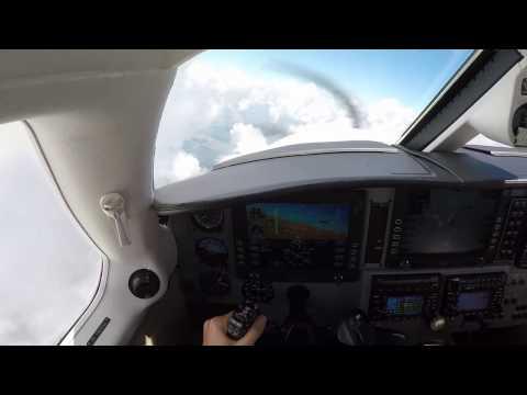 Piper PA-46 Matrix Llegada PVR-SAT