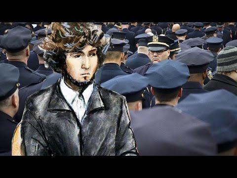 NYPD Turn on de Blasio, Alan Dershowitz Accusation + Dzhokhar Tsarnaev Trial - 동영상