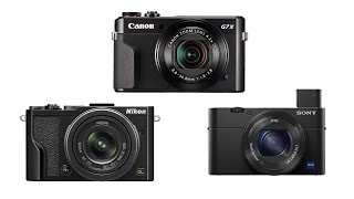 canon g7 x ii vs sony rx100 vs nikon dl 24 85 what to buy for the best photos and video