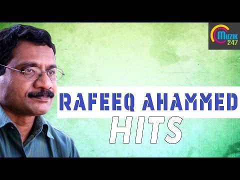 Rafeeq Ahammed Malayalam Audio Songs| Top songs Playlist