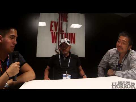 E3 2014: Shinji Mikami Interview (The Evil Within)