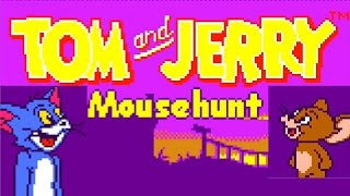 TOM AND JERRY / Mousehunt & Mouse Attacks! / Cartoon Games Kids TV