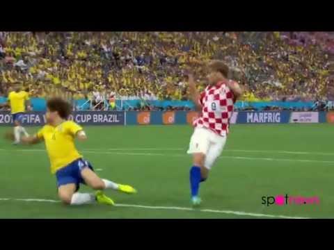 Brazil vs Croatia 3-1 Brazil World Cup Marcelo Own Goal Full HD