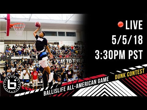 Ballislife Dunk Contest Featuring Mac McClung Vs Jamal Harris!!